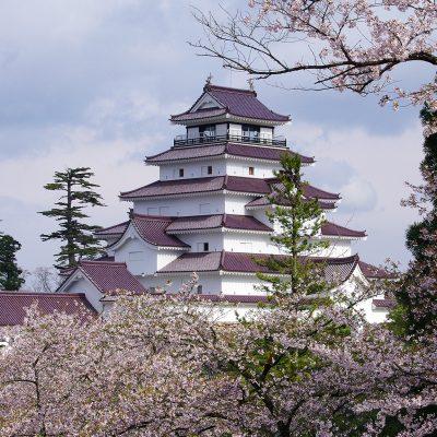 Aizuwakamatsu_Castle